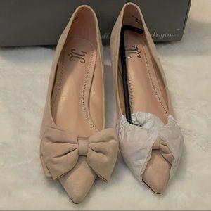 JG nude heels